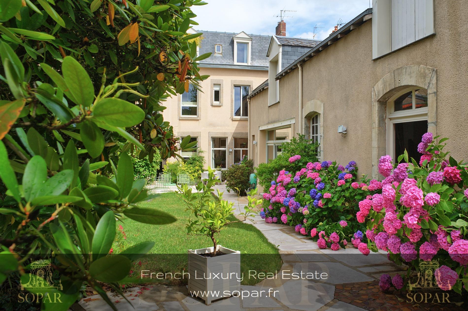 Vente Hotel Particulier Limoges Square Des Emailleurs